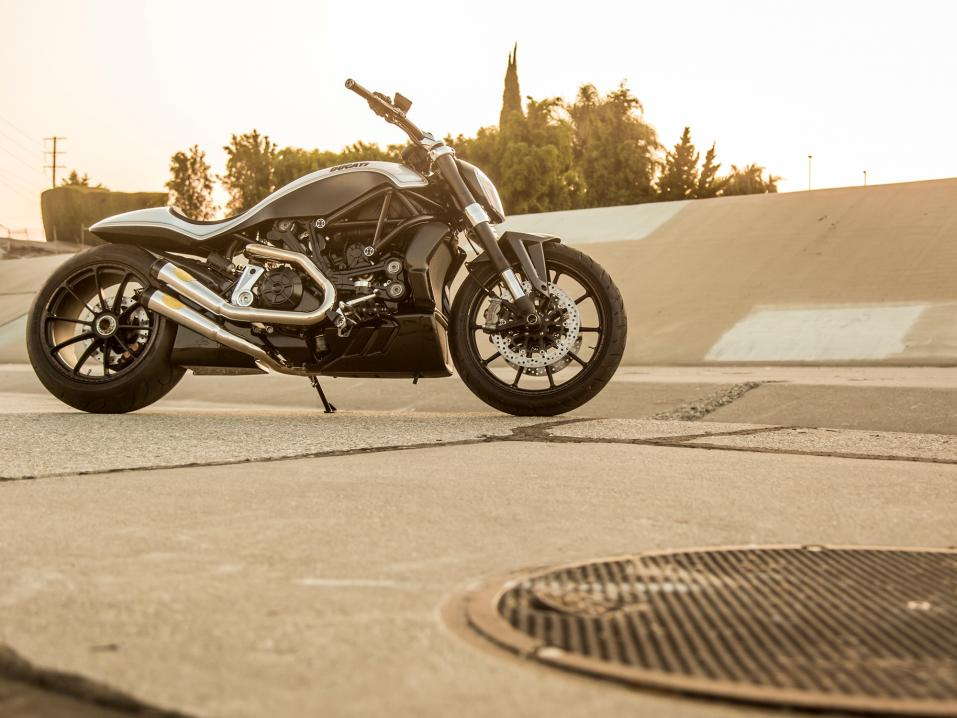 XDiavel by Roland Sands.