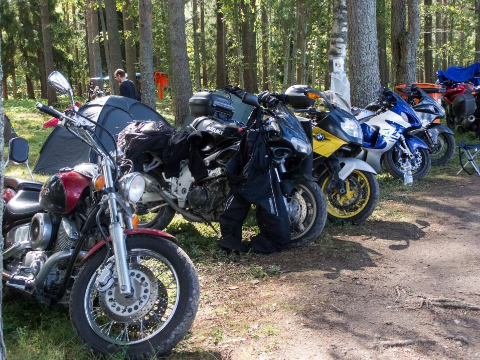 Suomen Moottoripyöräkerhot