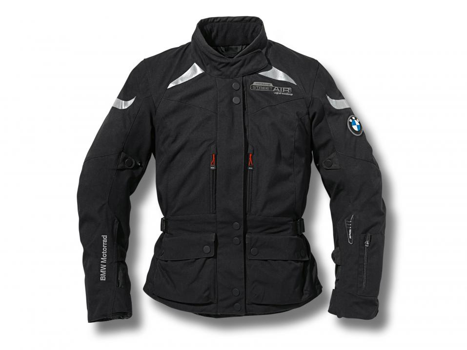 BMW Motorrad Airbag Jacket Street Air Dry by Alpinestars.