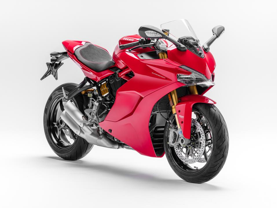 Ducatin uusi SuperSport S