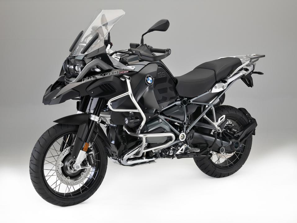 BMW:n aprillipila: R 1200 GS xDrive Hybrid.