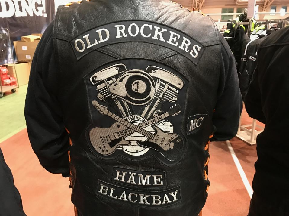 Old Rockers MC Häme.