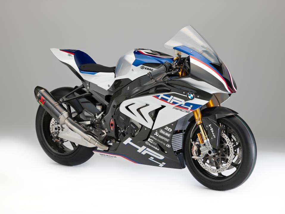 BMW HP 4 Race 2017