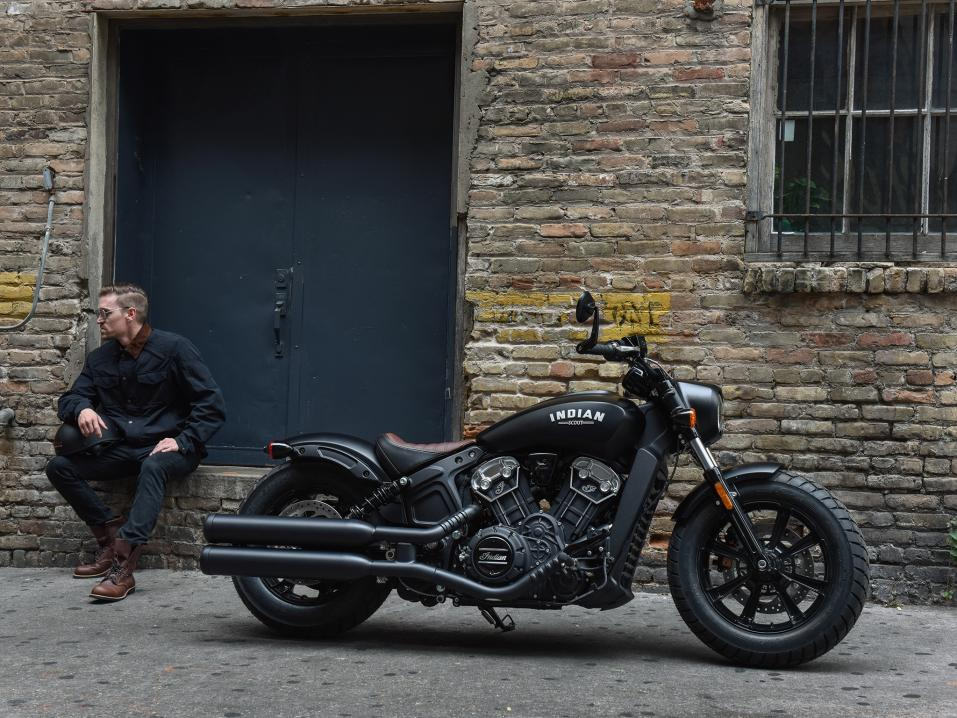 Indian Scout Bobber 2018