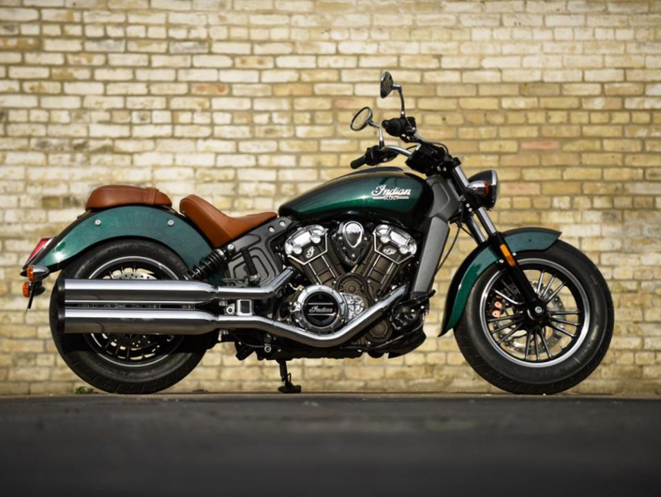 Indian Scout 2018.