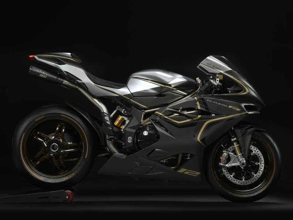 MV Agusta F4 Claudio Limited Edition.