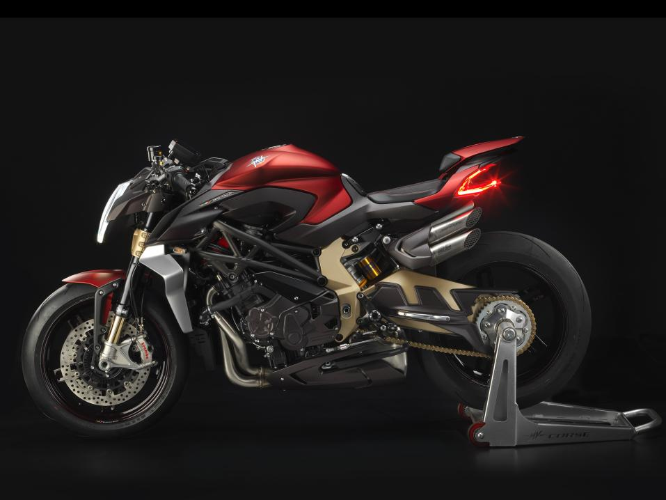 MV Agusta Brutale 1000 Serie Oro Limited Edition.