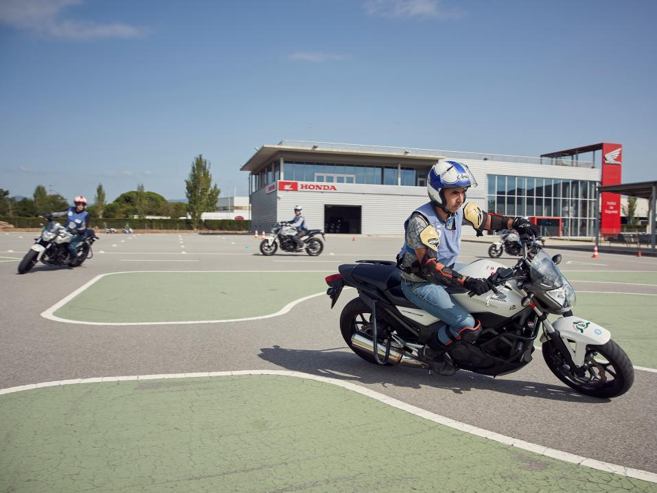 Honda Training Safety Centre