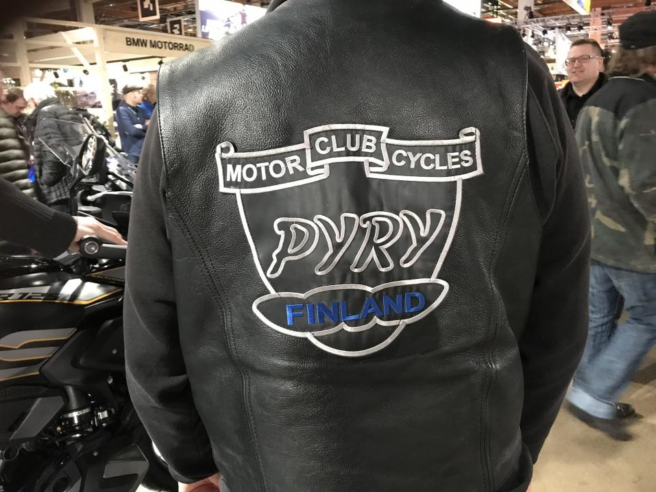Pyry Motorcycles Club