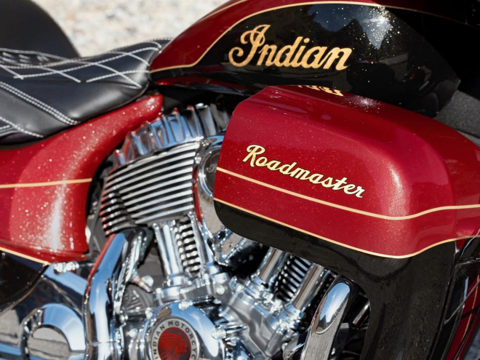 Indian Roadmaster Elite 2019 Limited Edition.