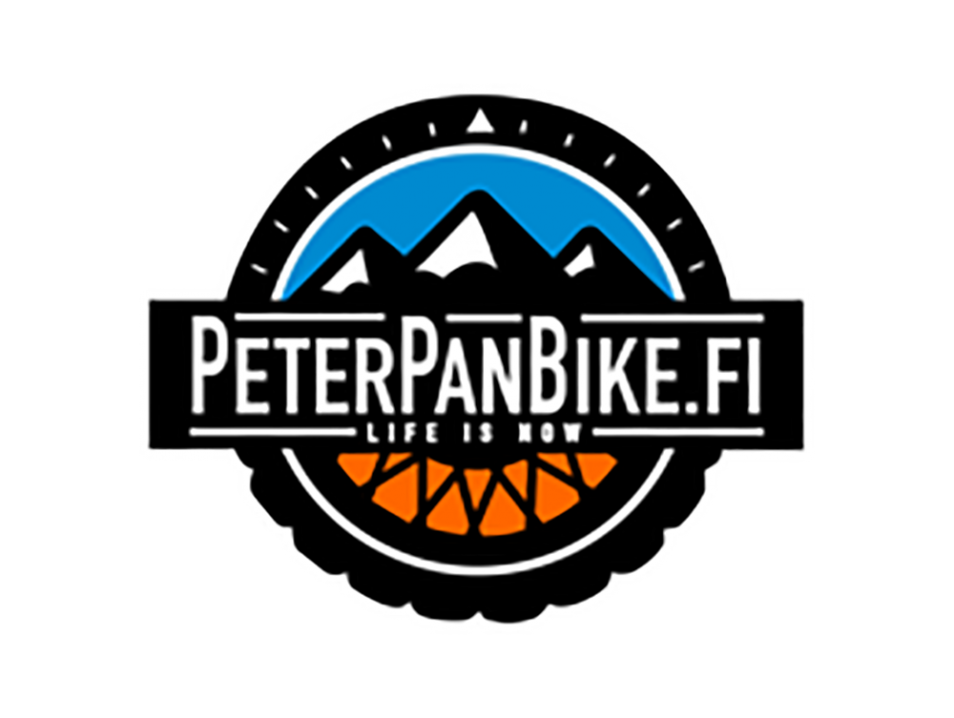 PeterPanBiken logo.