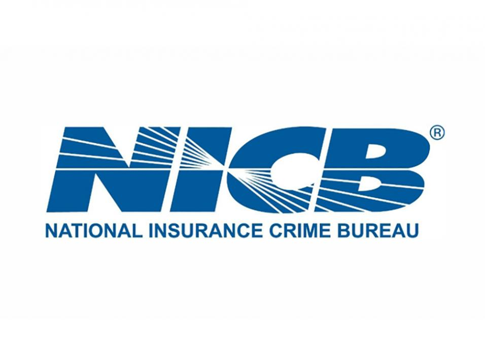 National Insurance Crime Bureaun (NICB) logo.