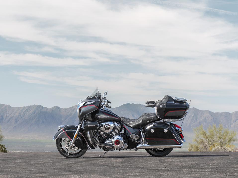 Indian Roadmaster Elite 2020.