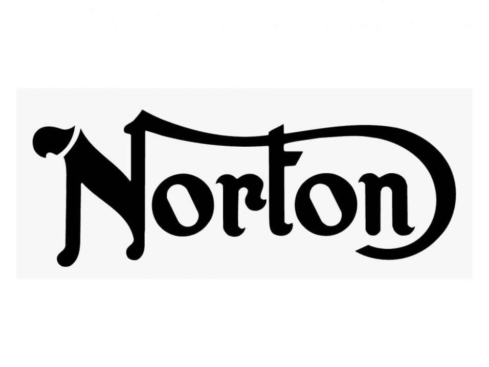 Norton Motorcyclesin logo.