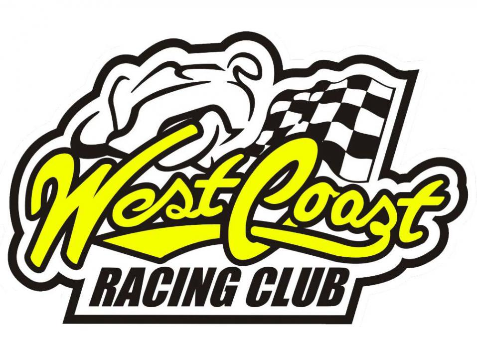 West Coast Racing Clubin logo.