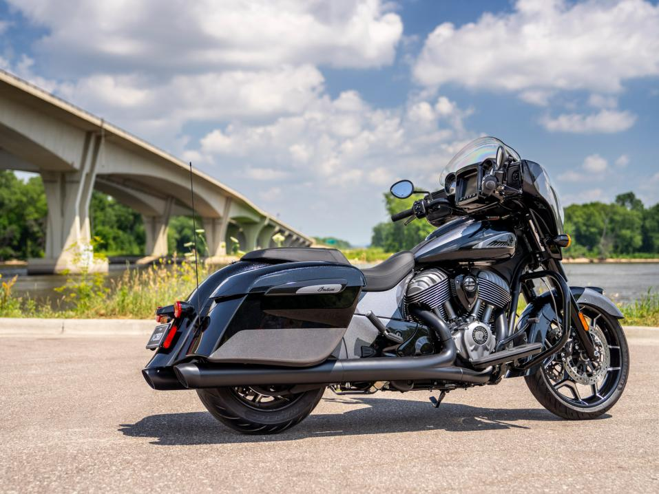 Indian Chieftain Elite.