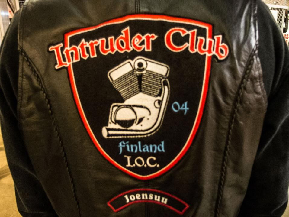 MP-Messut 2015: Intruder Club Finland