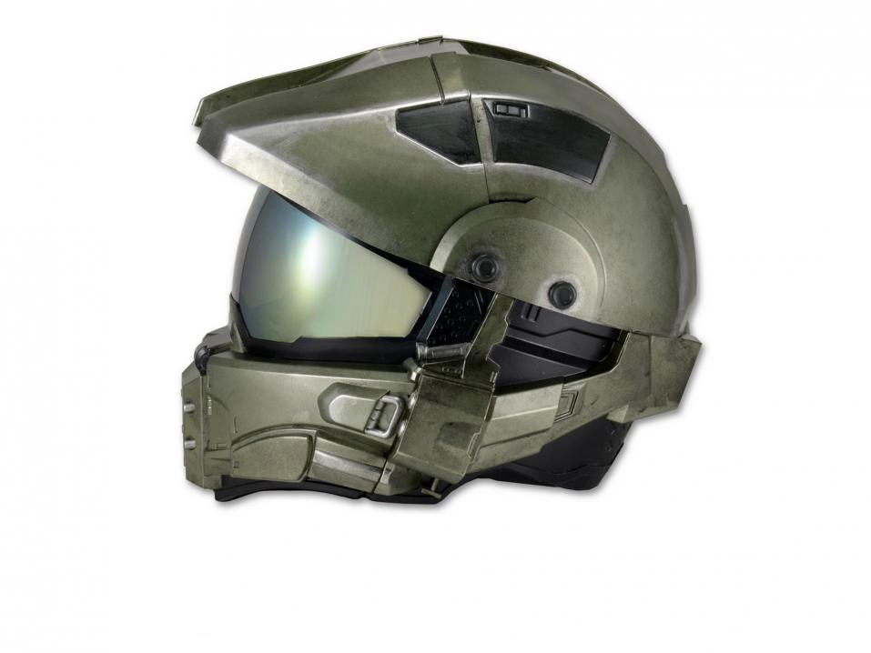 Halo – Master Chief Modular Motorcycle Helmet