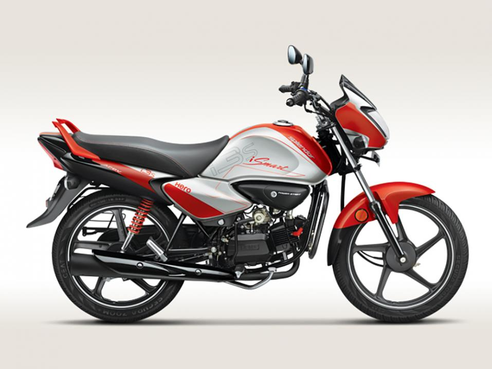 Hero Splendor iSmart.