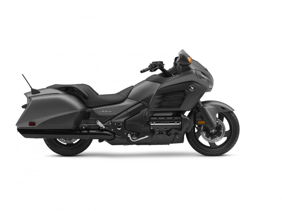 Honda Gold Wing F6B.