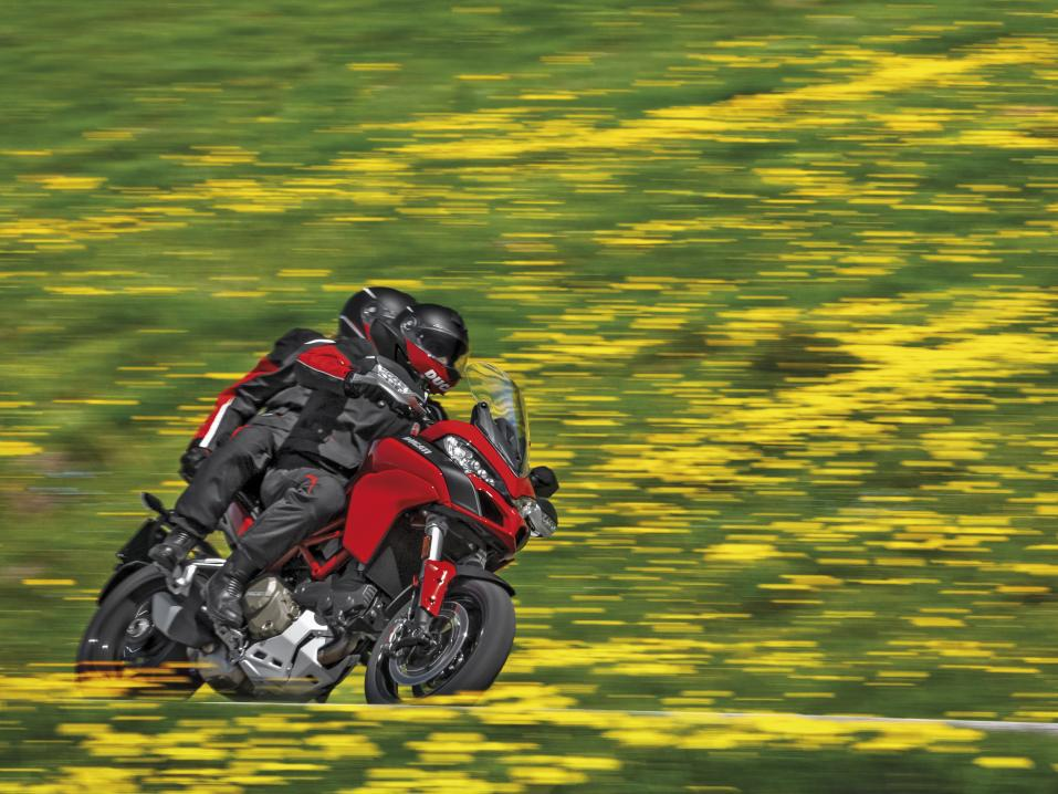 Ducati Multistrada 1200 S D|air.