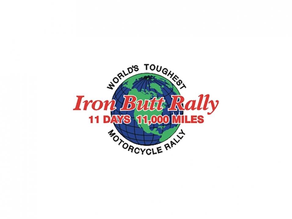 Iron Butt Rally 2015 11 000 mailia -logo.