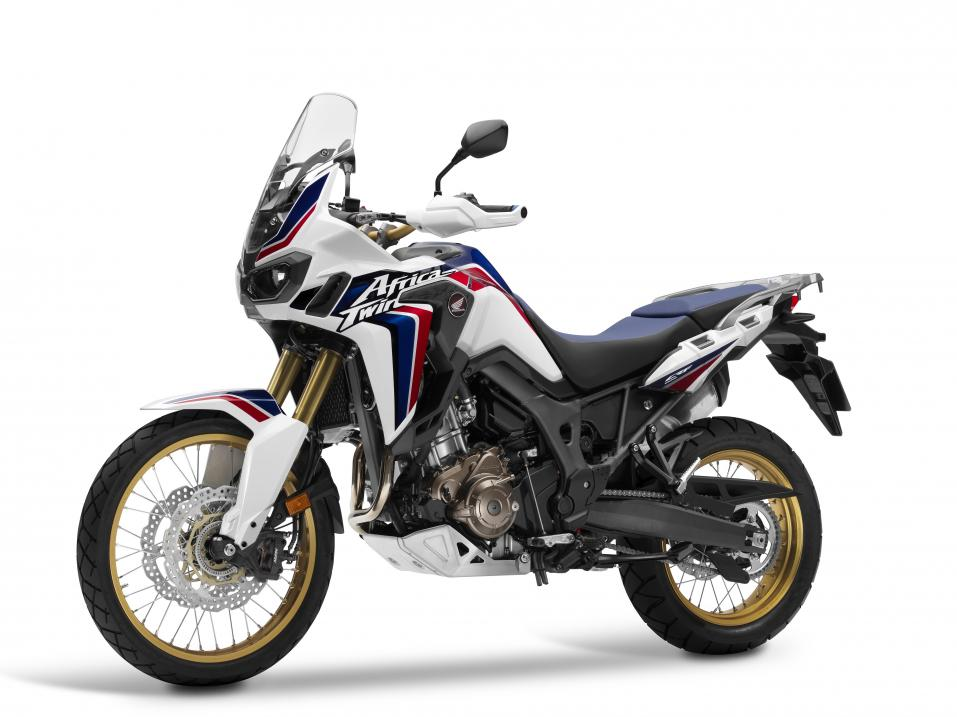 Honda Africa Twin CRF 1000 L ABS.
