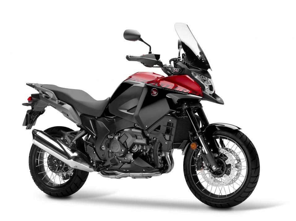 Hondalta Tarkemmat Tiedot Vuosimallin 2016 Vfr 1200 X
