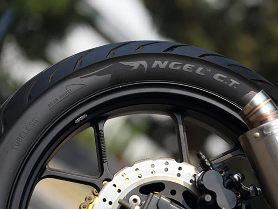 Pirelli Angel City.