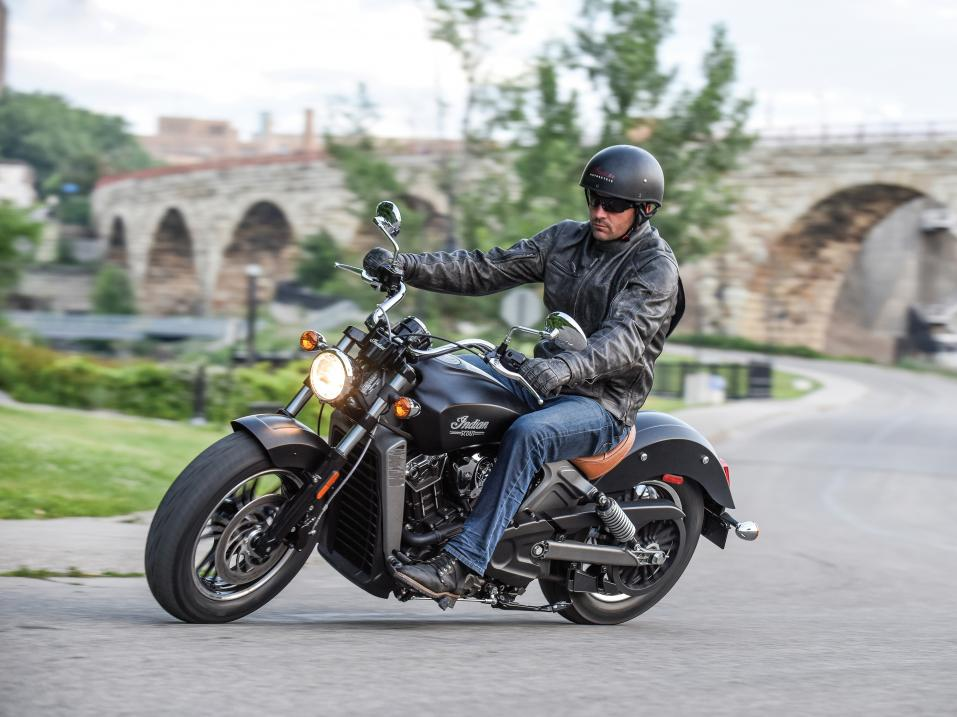 Indian Scout vm 2016.