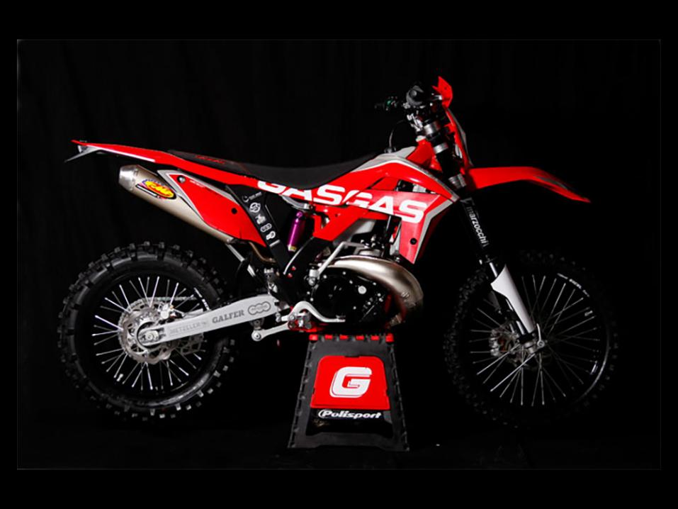 Gas Gasin enduro EC 300 Racing.