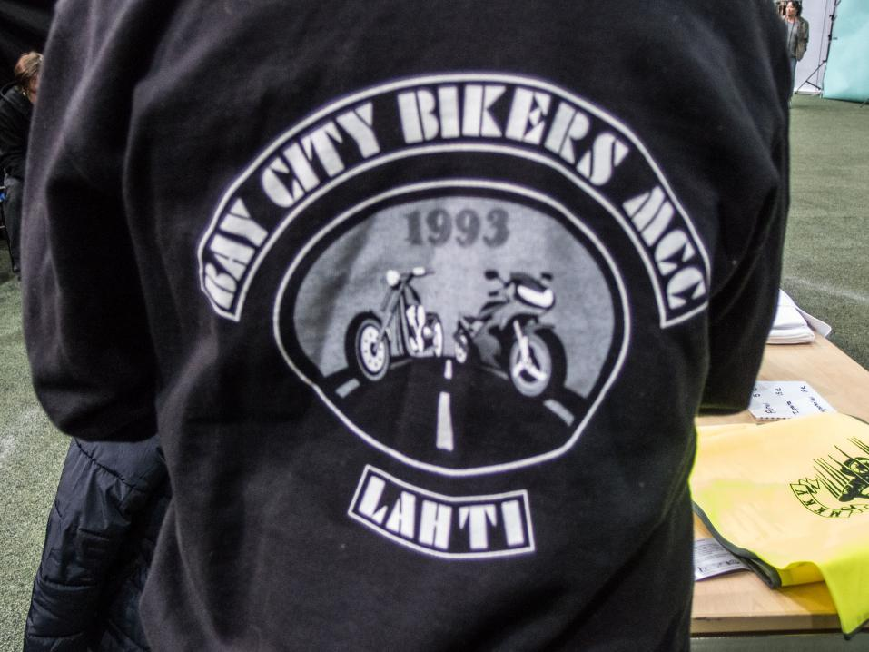 Bay City Bikers MCC Lahti.
