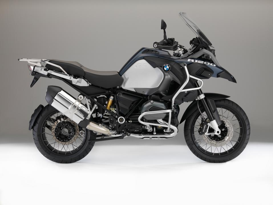 BMW R 1200 GS Adventure.