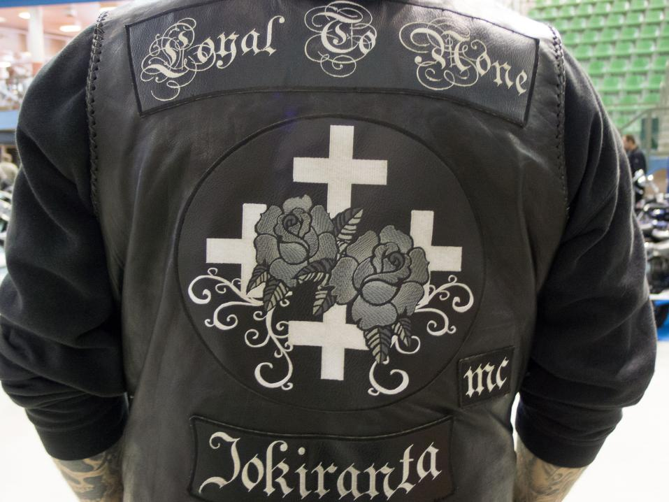 Loyal to None. Jokiranta MC.