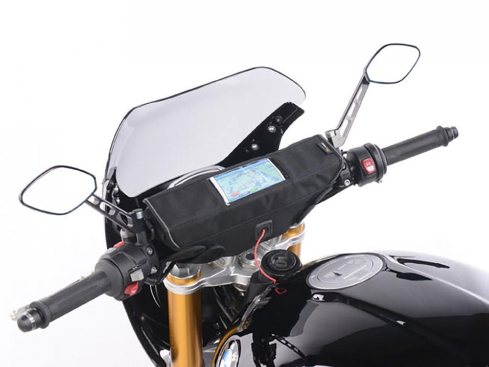 Wunderlich Media Handlebar Bag.