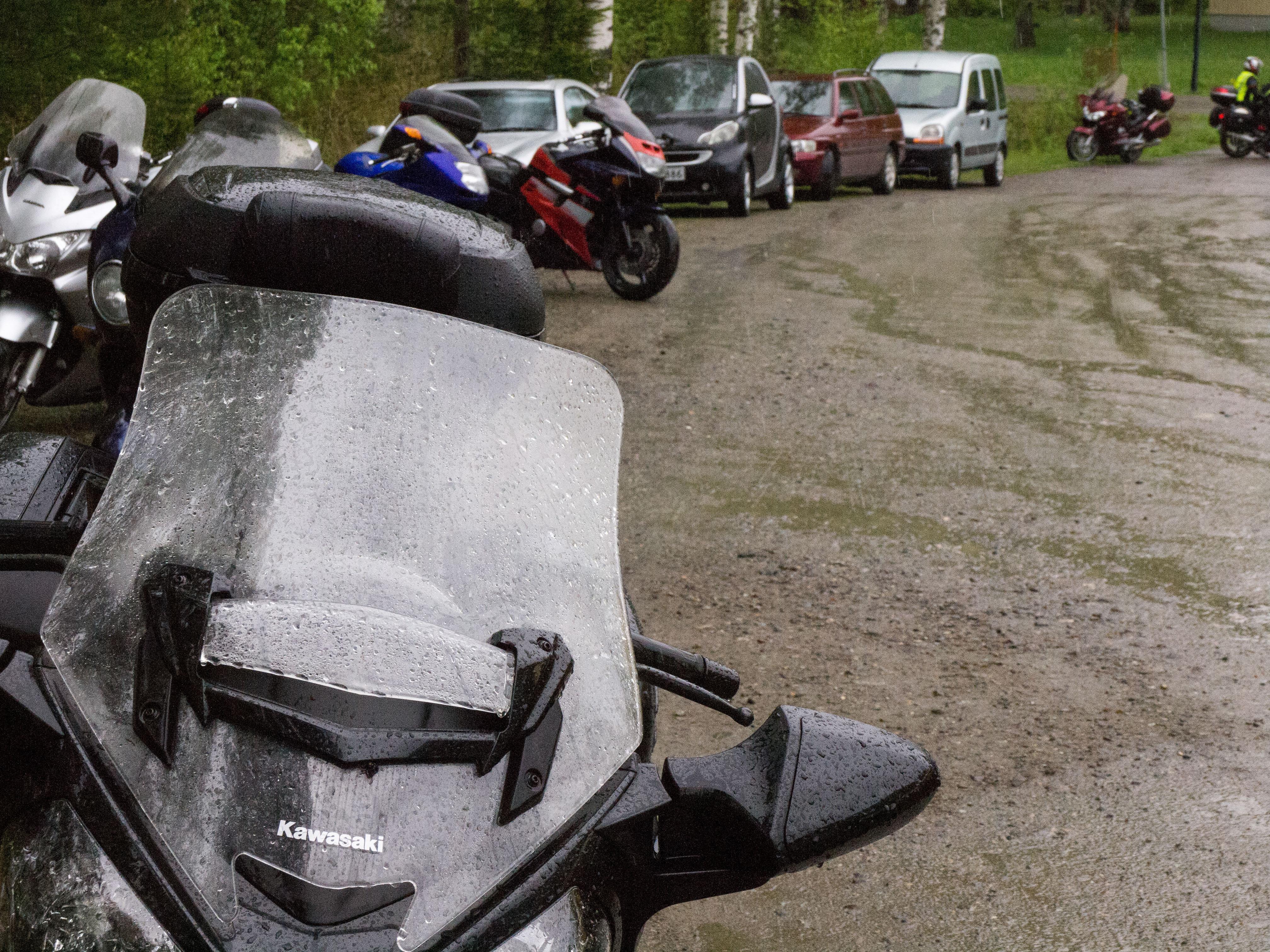 moottoripyörätapahtumat 2016 Alajarvi