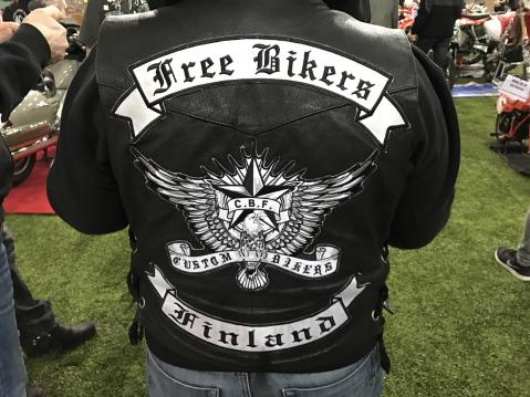 Free Bikers Finland.