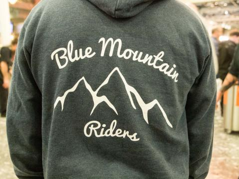 Blue Mountain Riders