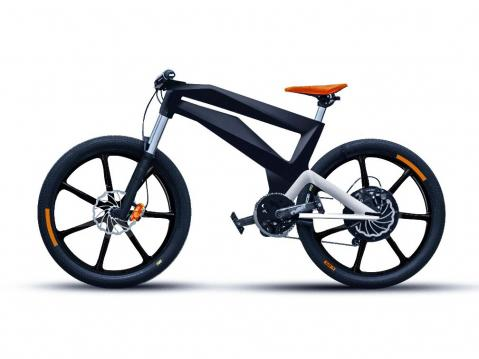 VanguardSpark SpeedBike.