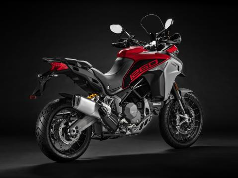 Ducatin uusi Multistrada 1260 Enduro.