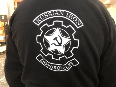 Russian Iron Motorcycles