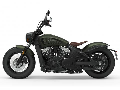 Indian Scout Bobber 20.