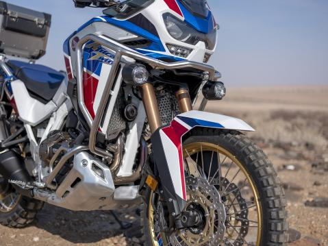 20YM Africa Twin Adventure Sports Fog Light