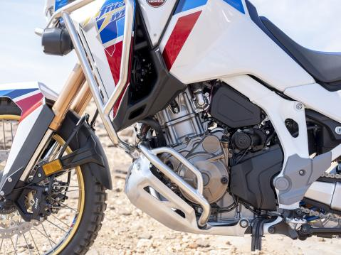 20YM Africa Twin Adventure Sports Engine