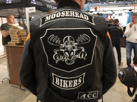 Moosehead Bikers MCC.