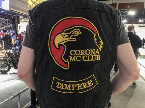 Corona MC Club, Tampere.