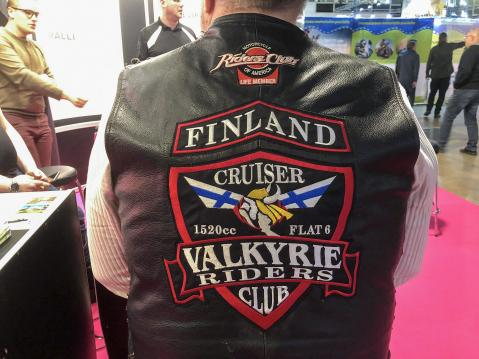 Valkyrie Riders Club Finland