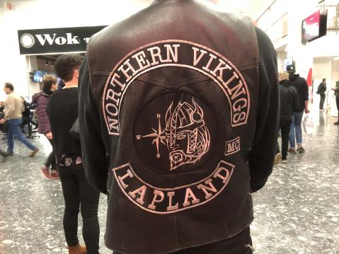 Northern Vikings MC, Lapland.
