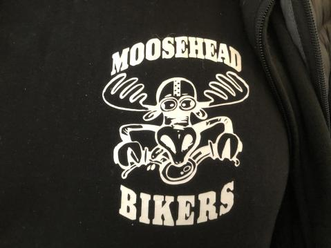Moosehead Bikers.