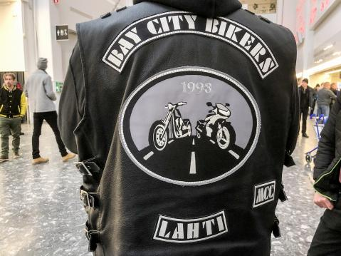 Bay City Bikers MCC, Lahti.